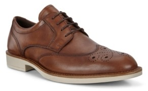Ecco Men's Biarritz Brogue Derby Oxford Men's Shoes