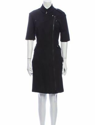 Burberry Knee-Length Dress Black