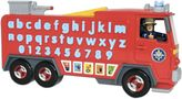 Fireman Sam Jupiter Alphabet Rescue