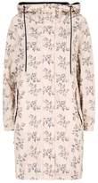 Max Mara Floral Raincoat