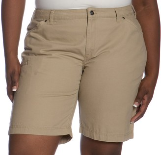 Dickies Women's Brushed Canvas Utility Short
