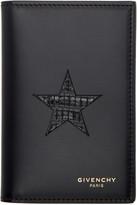Givenchy Black Bifold Card Holder