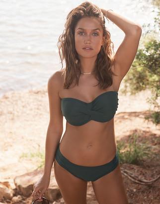 Panache Anya Twist Bandeau Bikini Top