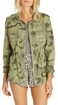 Billabong Can't See Me Camo Anorak