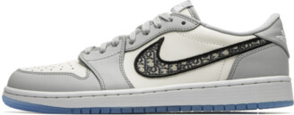 Jordan Air 1 Low 'Dior' Shoes - Size 7