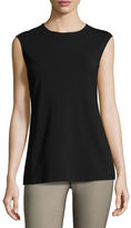Nic+Zoe Perfect Layer Tank, Black