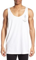 rhythm Men's 'Oil Spill' Graphic Tank
