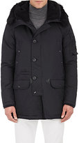 Spiewak Men's N3-B Aviation Tech-Twill Parka-Black