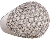 Ring 5ct Diamond Pave Band