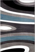 Asstd National Brand Alpine Geometric Rectangular Rug