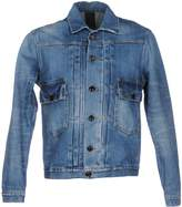 (+) People + PEOPLE Denim outerwear - Item 42603676