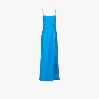 GAUGE81 Toyama Silk Maxi Dress