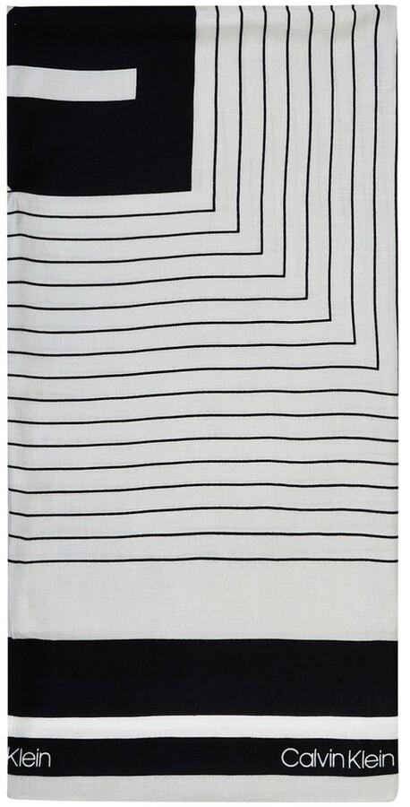 Calvin Klein Scarf 130 X 130