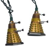Kurt Adler Doctor Who Dalek 10-Light Strand Set