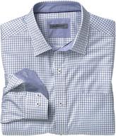 Johnston & Murphy Grid Check Shirt