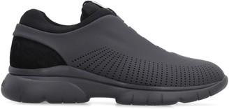 Ermenegildo Zegna Sprinter 2.0 Leather And Suede Sneakers