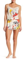 Josie Abstract Pajama Romper