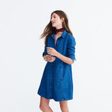 Madewell Denim A-Line Shirtdress