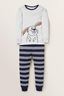 Seed Heritage Bunny Stripe Pyjama