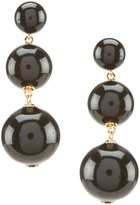 Kate Spade Golden Girl Ball Drop Statement Earrings