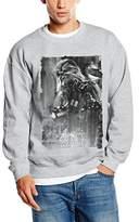 Star Wars Men's Chewbacca Collage Poster Sweatshirt