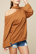 Hayden One Shoulder Top