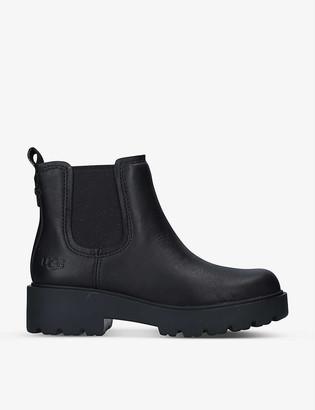 UGG Markstrum waterproof leather Chelsea boots