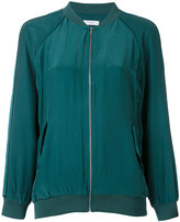 Equipment bomber jacket - women - Silk - S