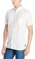 Barney Cools Men's Deep B. Low Short-Sleeve Button-Down Shirt