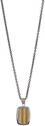 Alor Dog Tag Necklace