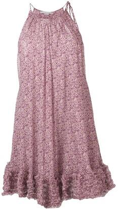 Stella McCartney valda dress purple