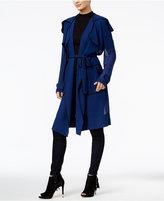 GUESS Pendleton Sheer Draped Jacket
