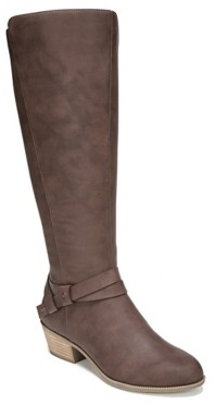 Dr. Scholl's Baker Wide Calf Riding Boot