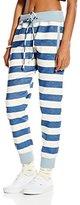 Thaddeus O'Neil Women's Stripe Pipe Pant