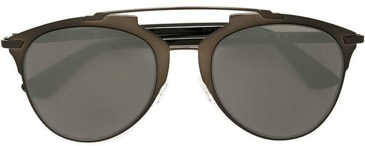 Christian Dior textured frame 'Dior Reflected' sunglasses