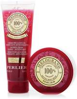 Perlier Pomegranate 2-piece Body Kit - Shower Cream and Body Cream