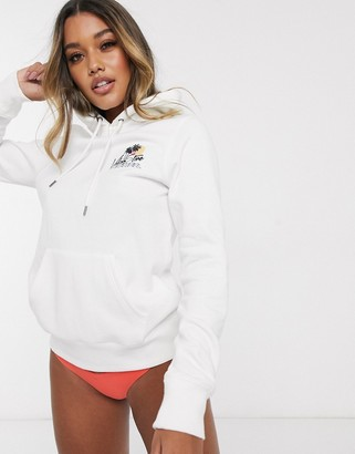 Volcom Stone hoodie in white