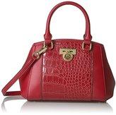 Anne Klein Total Look Small Satchel Bag