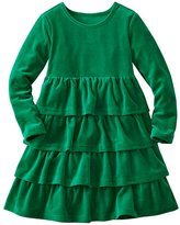 Girls Softest Velour Twirl Dress