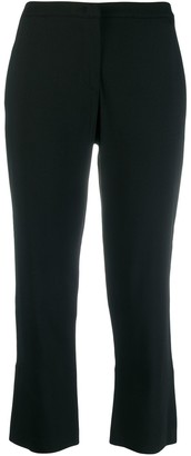 FEDERICA TOSI Slim-Fit Cropped Trousers