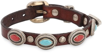 Campomaggi Colored Studs Bracelet