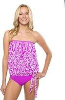 Athena Women's Sand Tropez Soft Cup Bandini Tankini
