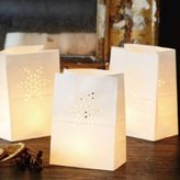 The White Company Paper Lanterns