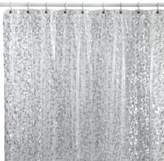 Bed Bath & Beyond Pebbles Shower Curtain in Clear