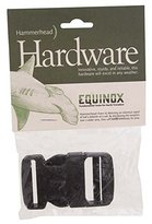Equinox 3/4'' Side Release Buckle 1 Pk by