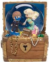Precious Moments Love Is The Greatest Treasure Musical Snow Globe