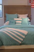 Lacoste Brushed Twill Comforter Set - Stillwater