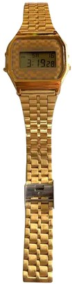 Casio Gold Steel Watches