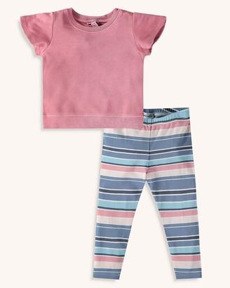 Splendid Baby Girl Stripe Legging Set