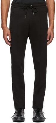 Diesel Black P-Rusy-J Lounge Pants